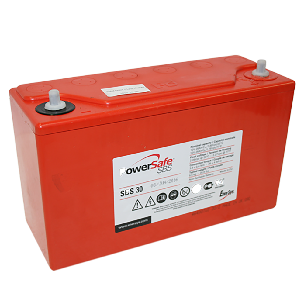 EnerSys PowerSafe SBS 30 12V 26Ah
