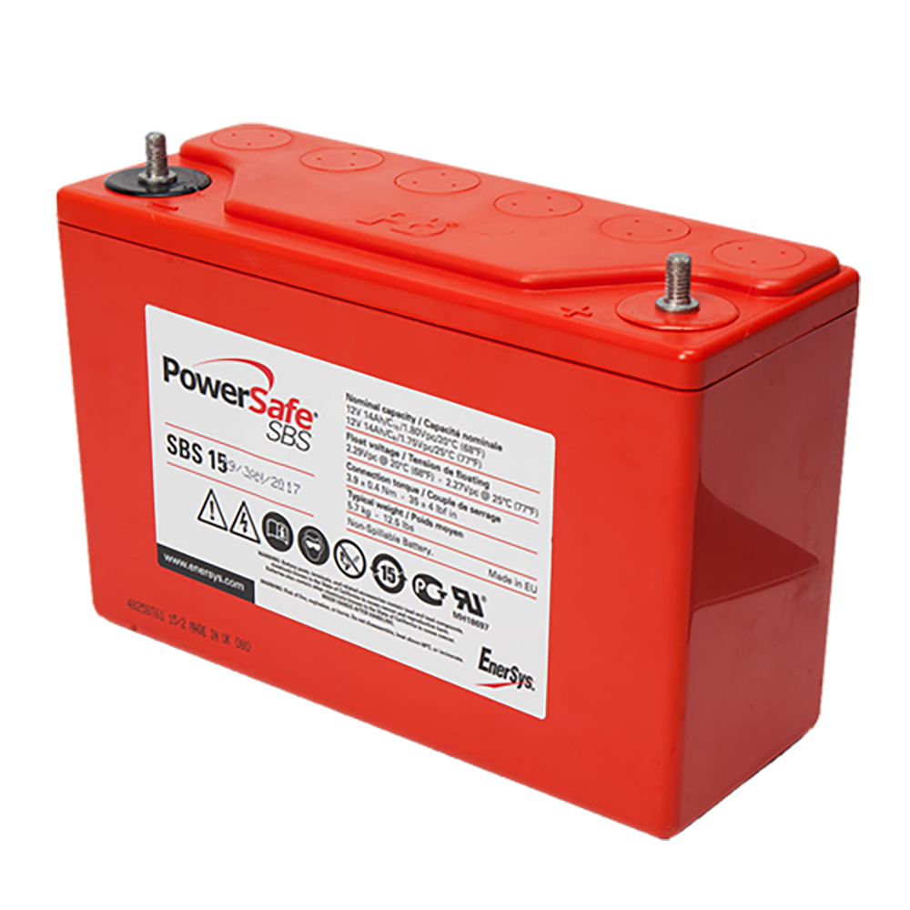 EnerSys PowerSafe SBS 15 12V 14Ah
