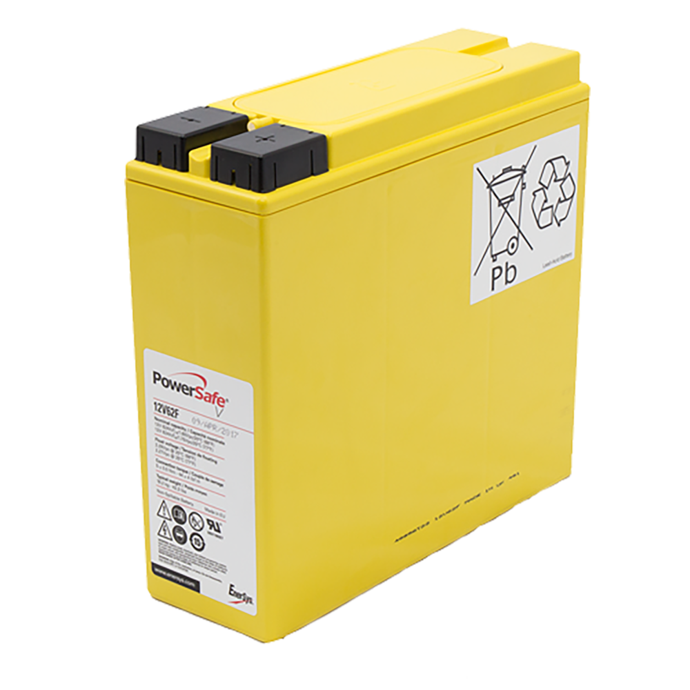 EnerSys PowerSafe V-FT 12V62F, 12V 62Ah