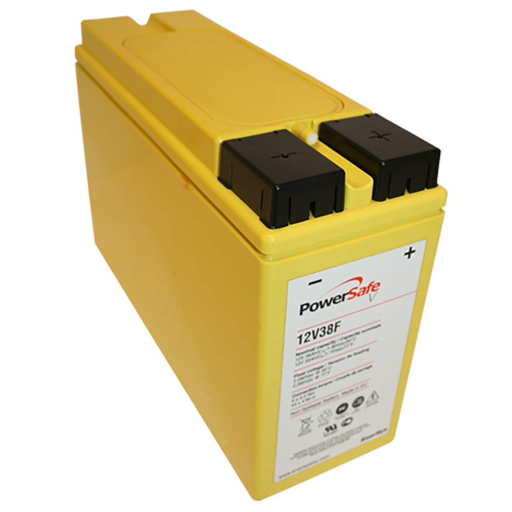 EnerSys PowerSafe V-FT 12V38F, 12V 38Ah