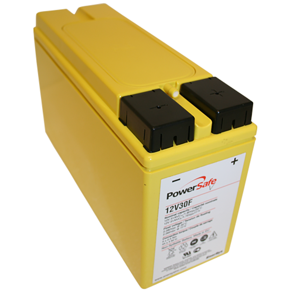 EnerSys PowerSafe V-FT 12V30F, 12V 30Ah