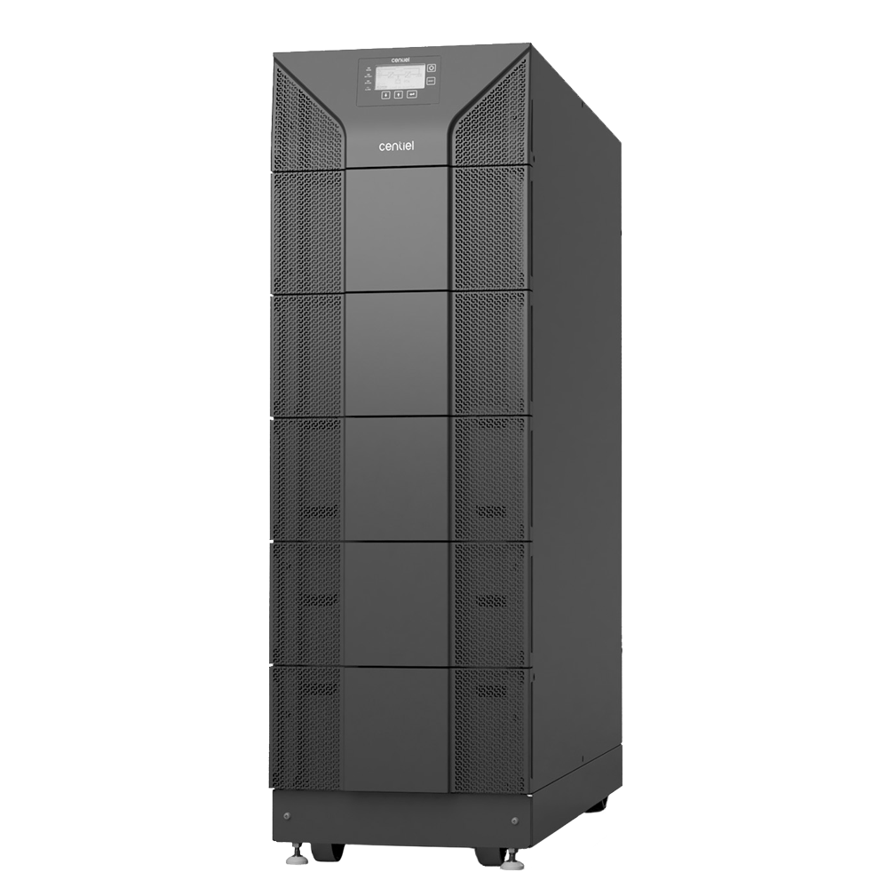 Centiel PremiumTower UPS 30 kW/kVA for eksternt batteri 0 min.