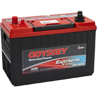 EnerSys Odyssey PC2150S 12V 92Ah GRP 31