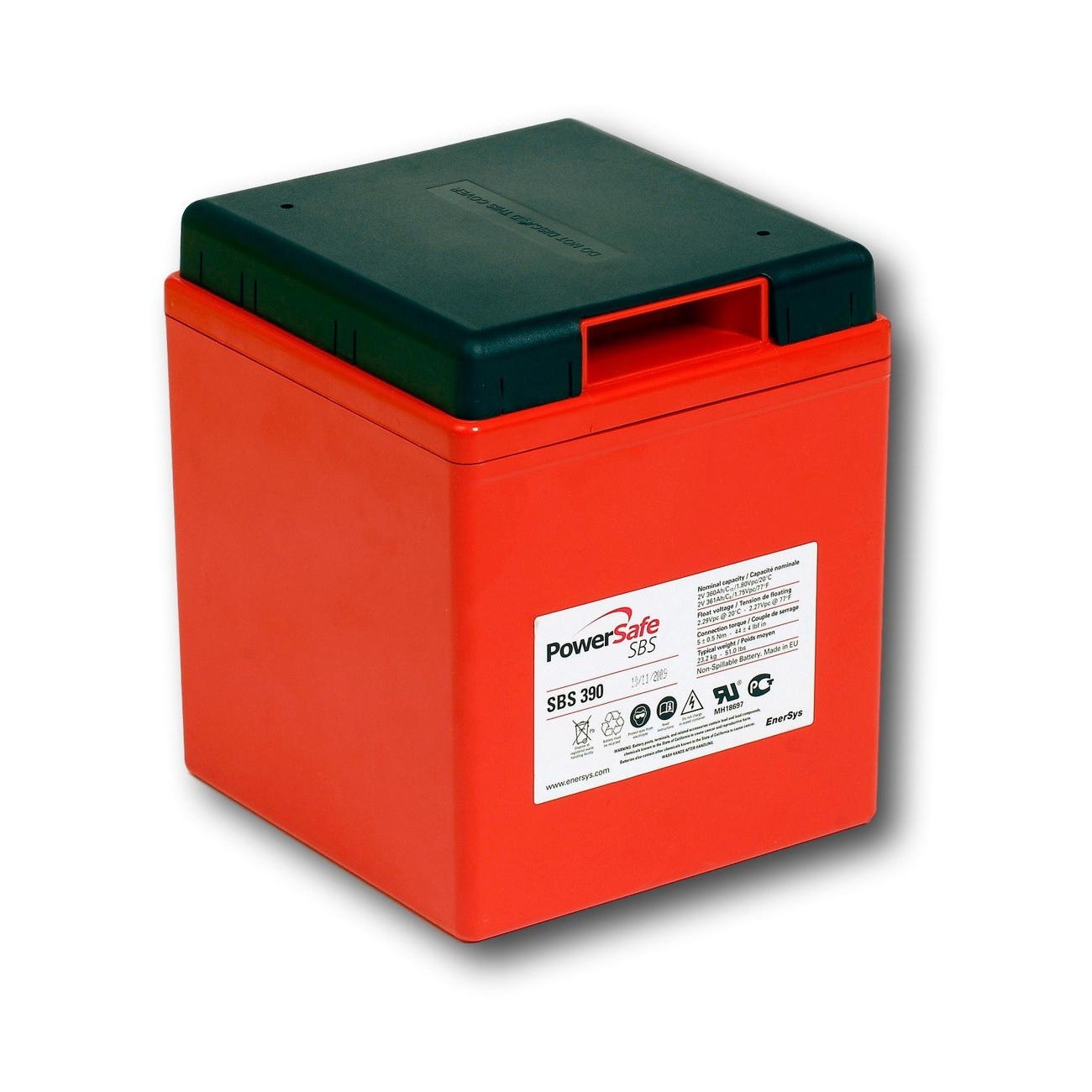 EnerSys PowerSafe SBS 390 2V 360Ah