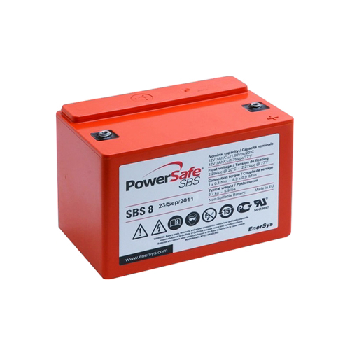 EnerSys PowerSafe SBS 8 12V 7Ah