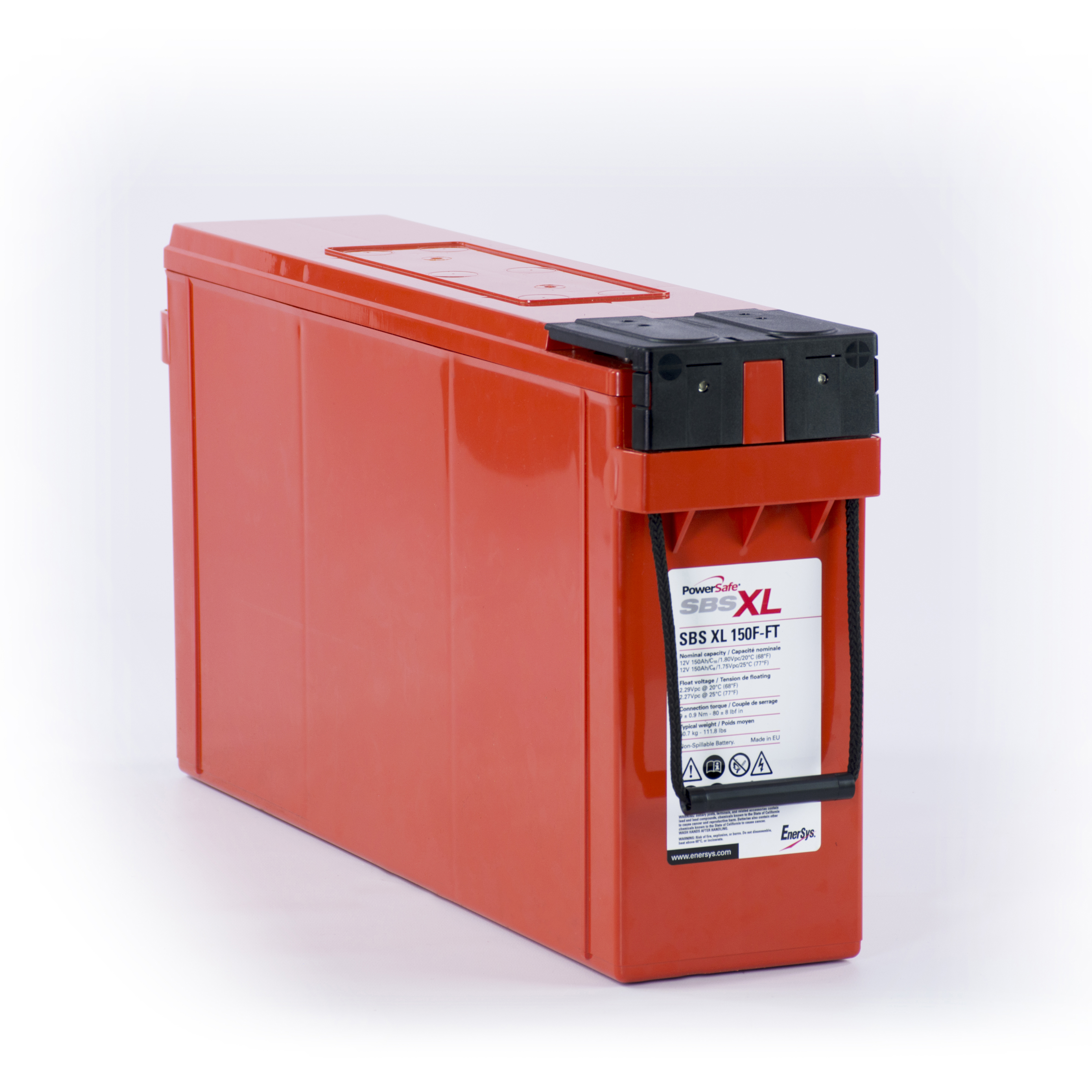 EnerSys PowerSafe SBS XL 12V 150F-FT