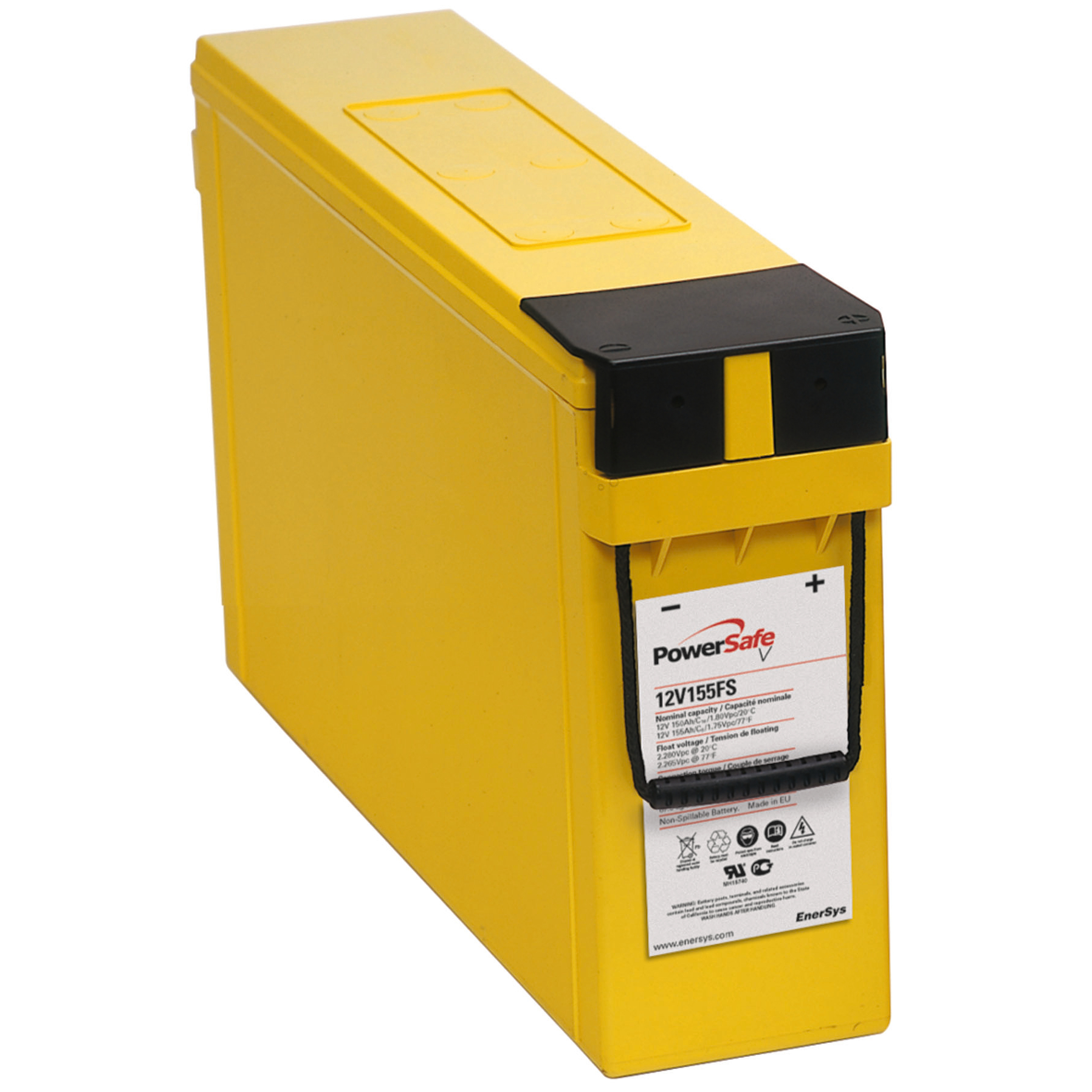 EnerSys PowerSafe V-FT 12V155FS, 12V 155Ah