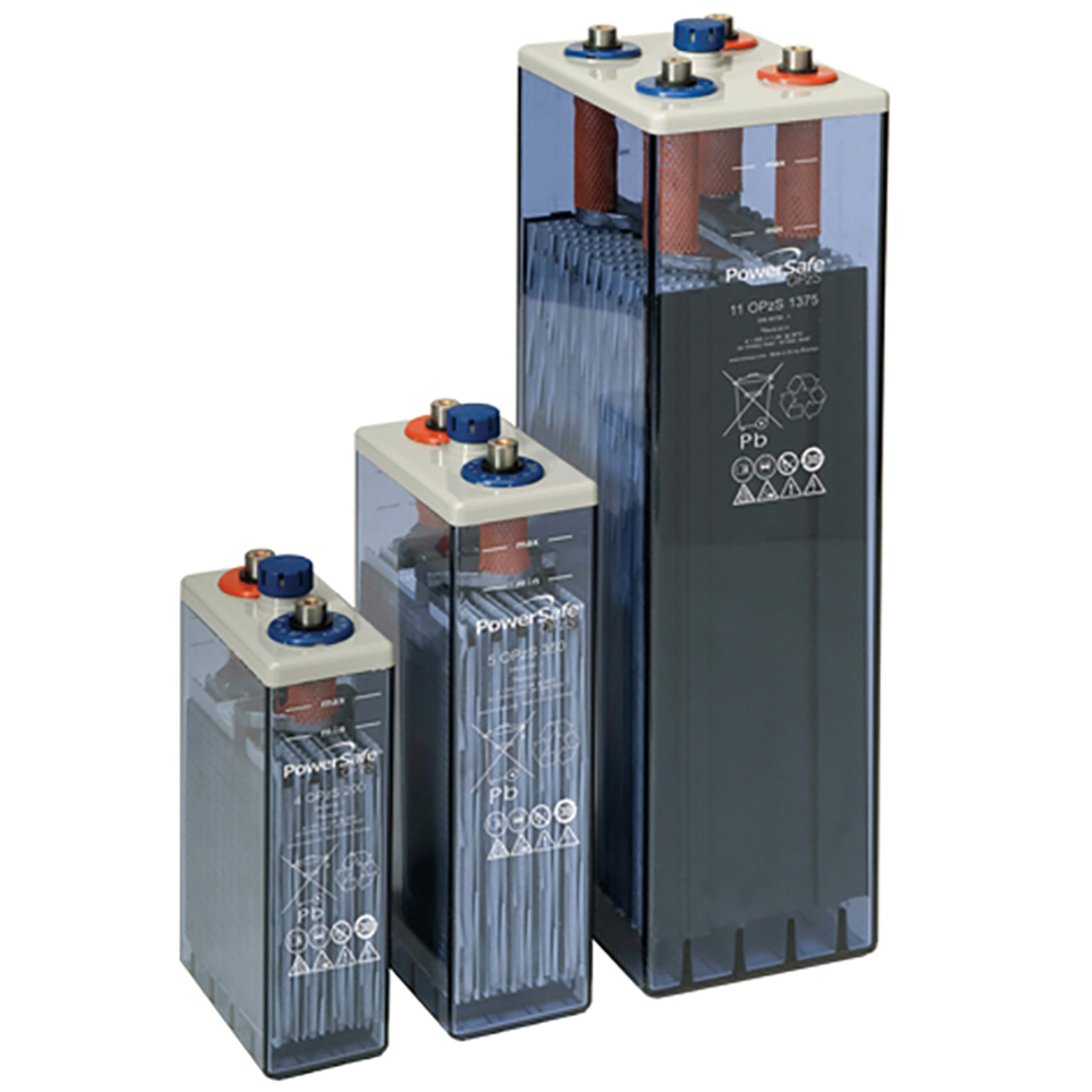 EnerSys PowerSafe 20 OPzS 2500 2V 2800Ah