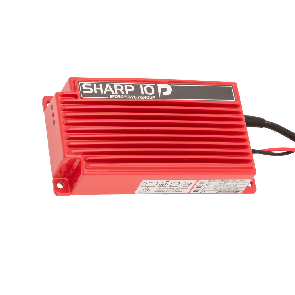 MicroPower HF lader Sharp 10 - 12/7